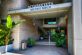 Acqua Vista San Diego condos for sale