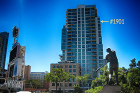 The Legend - 325 7th Avenue #1901, San Diego, CA 92101