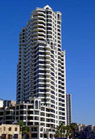 Park Place San Diego luxury condos for sale