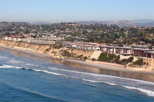 Solana Beach ocean view condos for sale