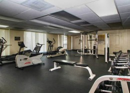 235 On Market Condos San Diego - Fitness Center
