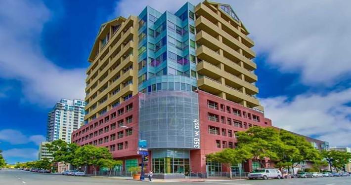350 West Ash Condos & Lofts For Sale