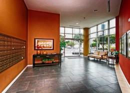 350 West Ash Condos San Diego - Lobby