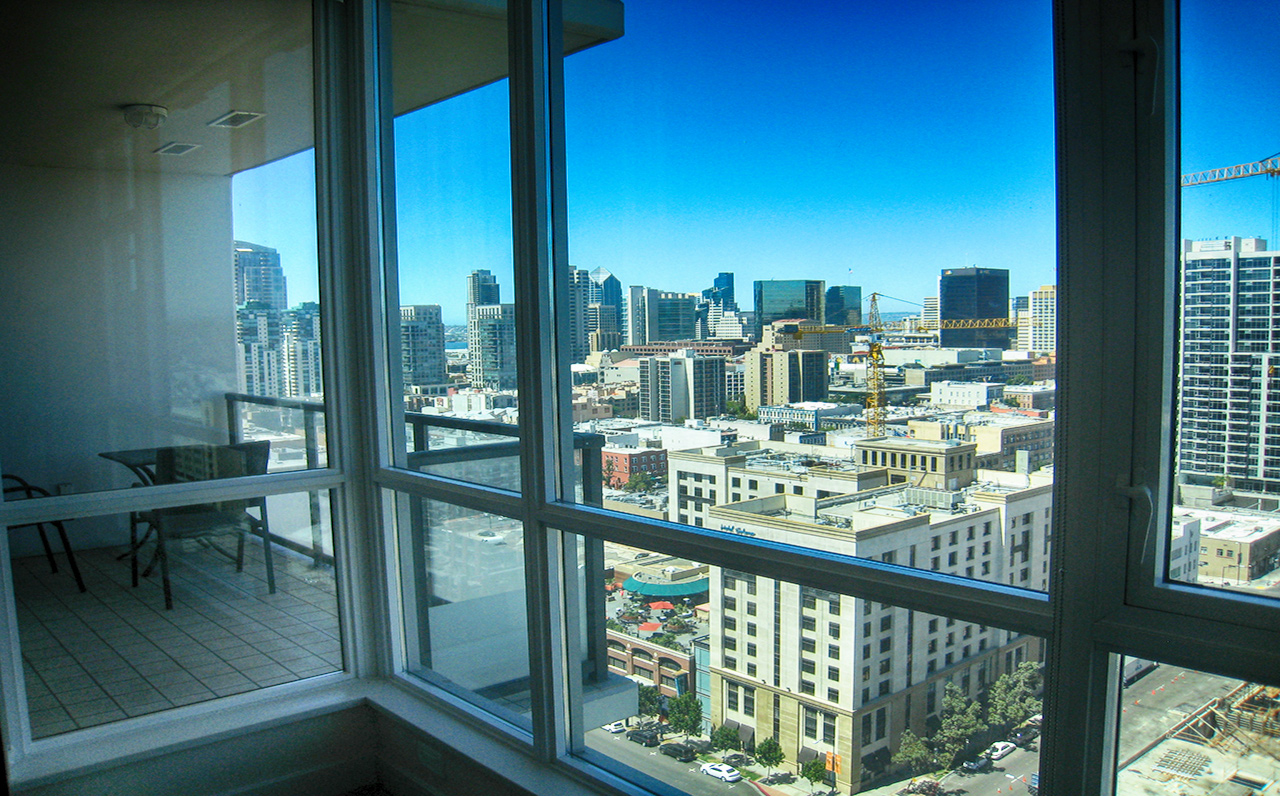 The Legend - 325 7th Ave #1901, San Diego, CA 92101 (Enjoy City & City light views from your 2nd bedroom)