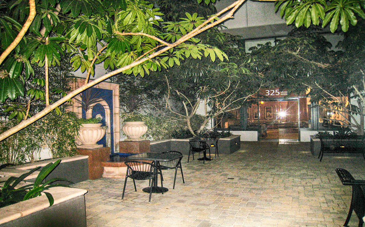 The Legend - 325 7th Ave #1901- Courtyard Entry