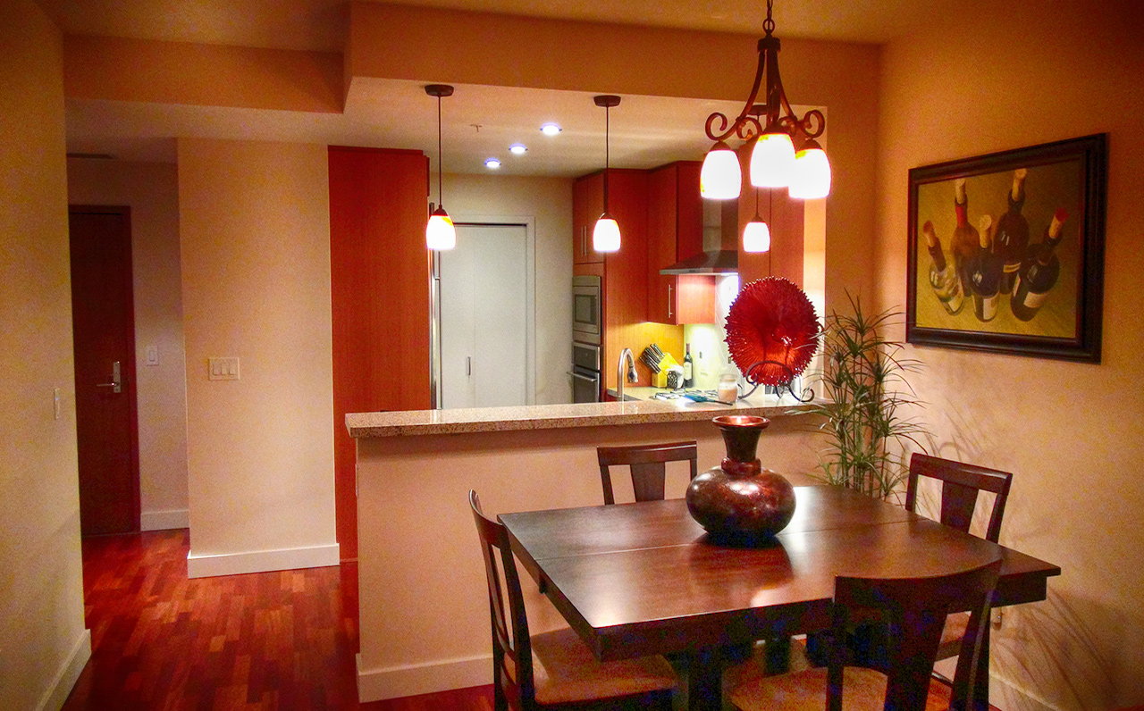 The Legend - 325 7th Ave #1901, San Diego, CA 92101 (Dining Area)