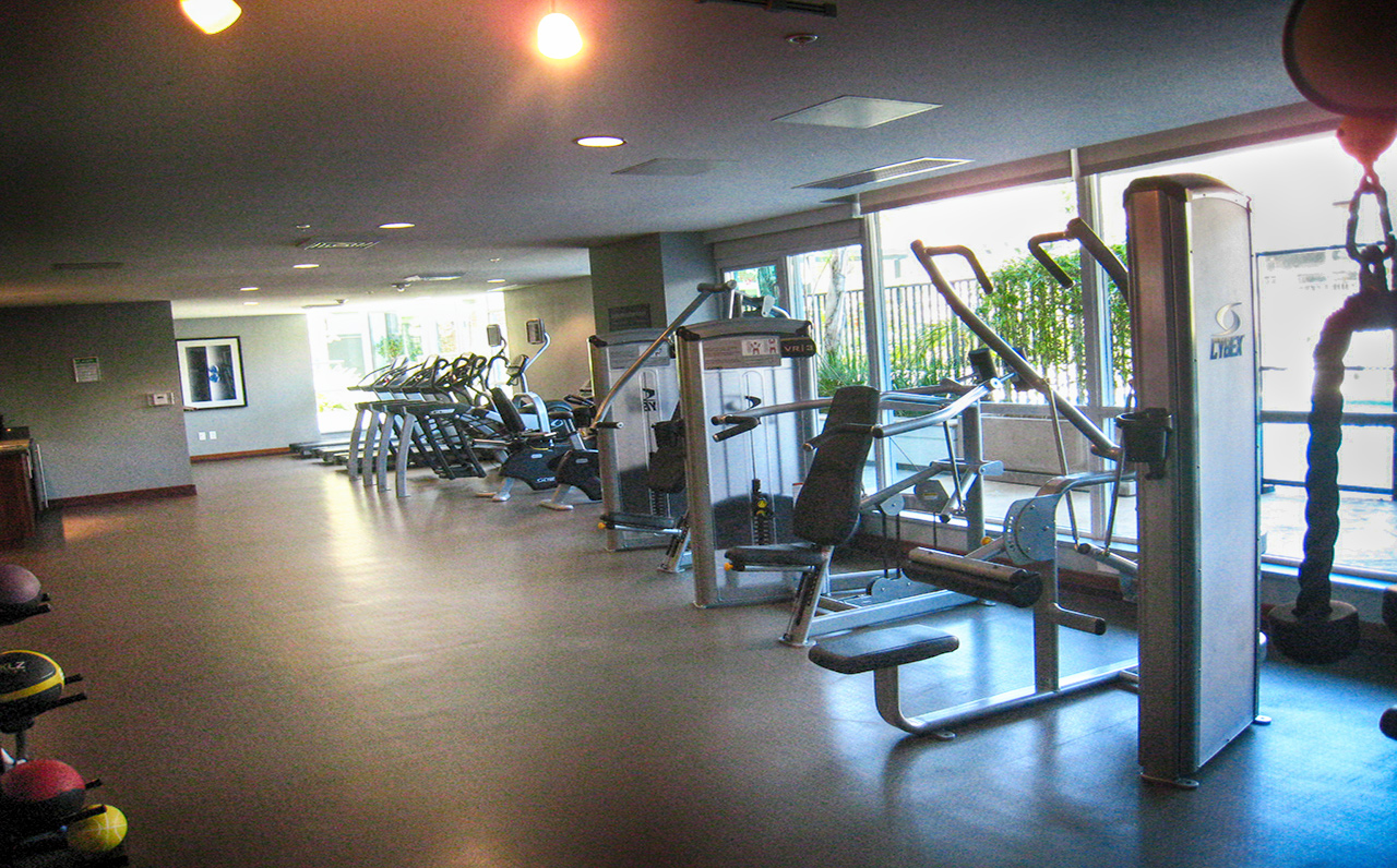 The Legend - 325 7th Ave #1901, San Diego, CA 92101 (try any of the other exercise equipment at The Legend's state of the art fitness center)