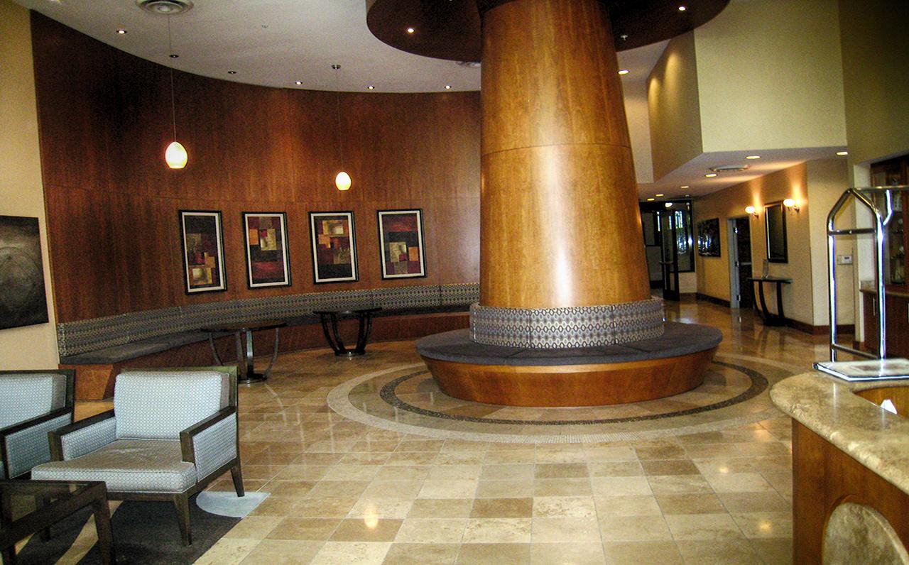 The Legend - 325 7th Ave #1901, San Diego, CA 92101 (Lobby)