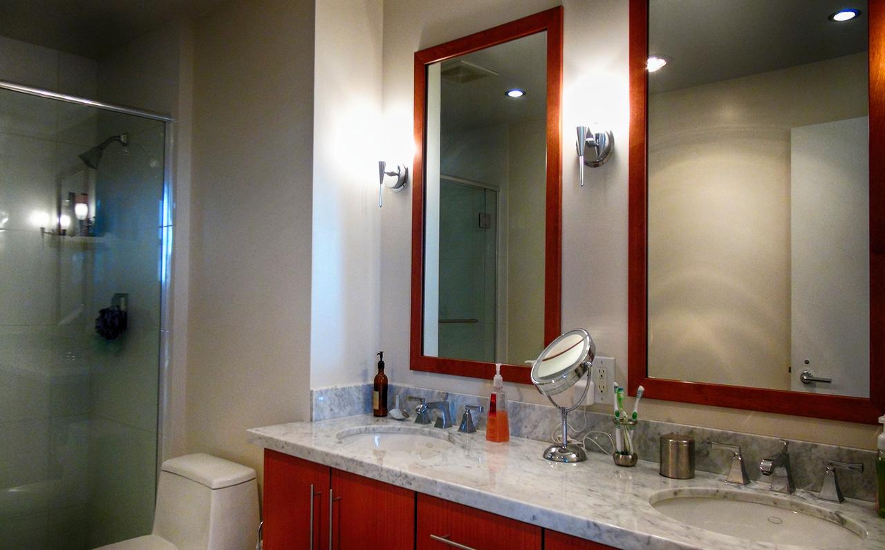 The Legend - 325 7th Ave #1901, San Diego, CA 92101 (Master Bath)