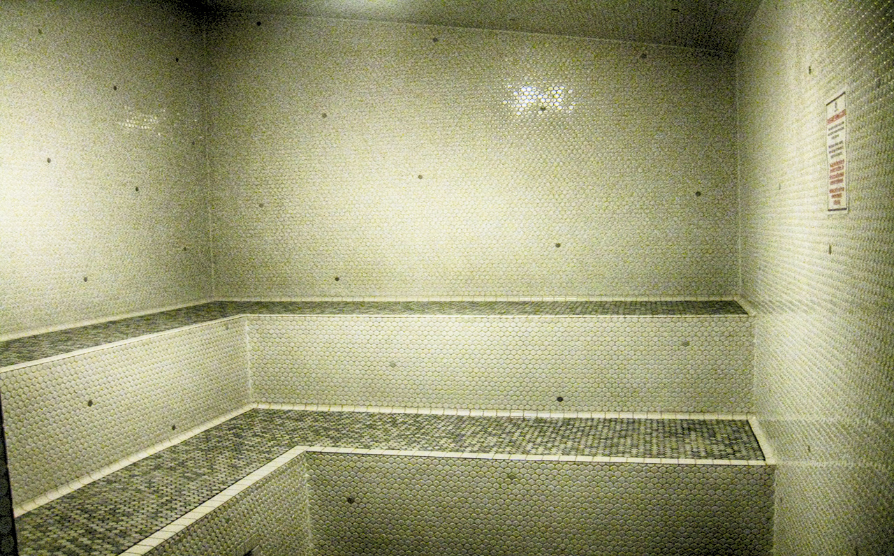 The Legend - 325 7th Ave #1901, San Diego, CA 92101 (Steam room on the 2nd floor)