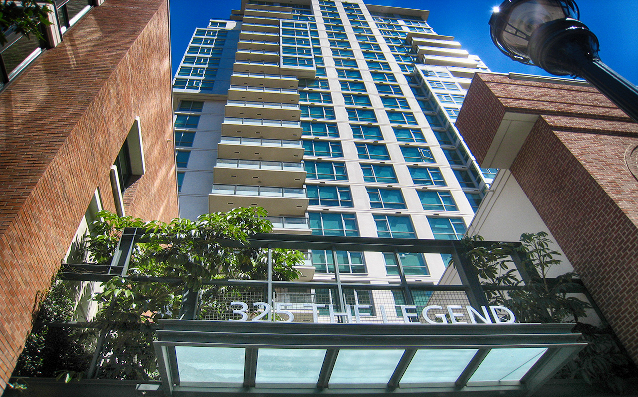 The Legend - 325 7th Ave #1901, San Diego, CA 92101 (Front)