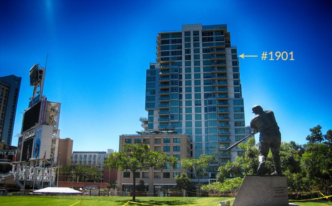The Legend - 325 7th Avenue #1901, San Diego, CA 92101