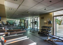 Acqua Vista Condos San Diego - Fitness Center