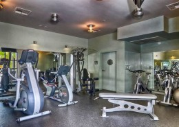 Aloft on Cortez Hill Condos - Fitness Center
