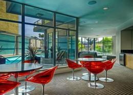 Aria Condos San Diego - Lounge Room