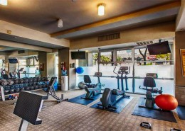 Atria Condos San Diego - Fitness Center
