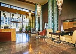 Bayside San Diego Lobby Entry