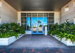 Breeza San Diego Condos - Entry at 1431 Pacific Hwy, San Diego, CA 92101