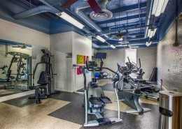 Breeza San Diego Condos - Fitness Center