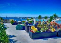 Breeza San Diego Condos - Rooftop Sundeck
