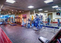 Brittany Tower San Diego - Fitness Center
