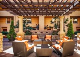 City Walk Condos San Diego - Courtyard Lobby