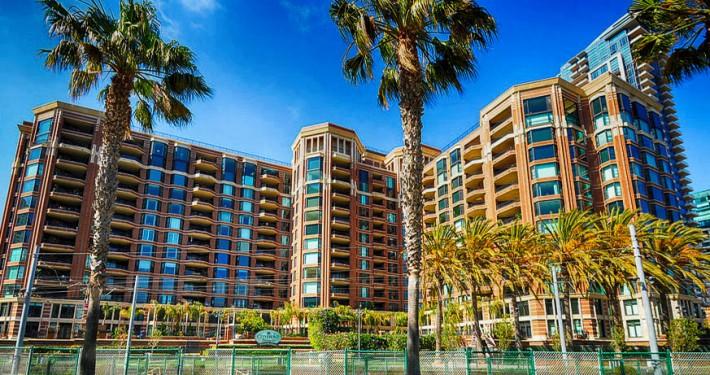 CityFront Terrace Condos San Diego