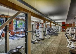CityFront Terrace Condos San Diego - Exercise Room