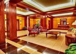 CityFront Terrace Condos San Diego - Lobby