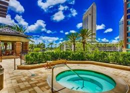 CityFront Terrace Condos San Diego - Spa Area