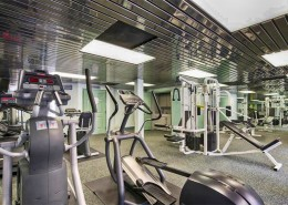 Columbia Place Condos San Diego - Fitness Center