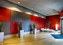 Cortez Blu Condos - Lobby Entry