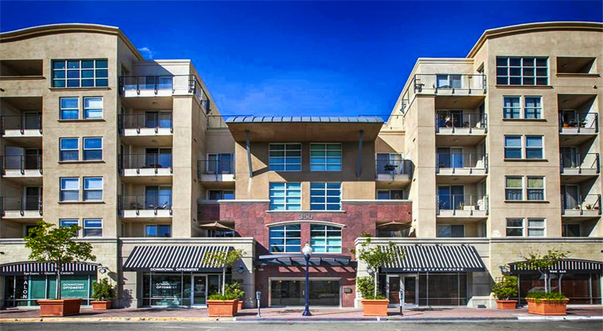 Crown Bay Condos in Downtown San Diego