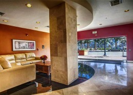 Crown Bay Condos San Diego - Lobby