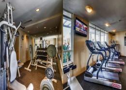 Discovery Condos San Diego - Fitnes Center