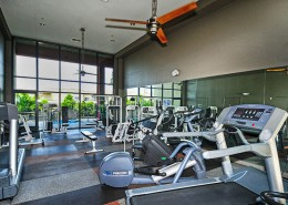 Doma Lofts San Diego - Fitness Center
