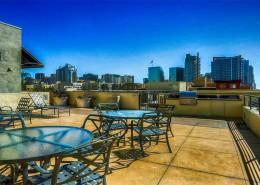 Doma Lofts San Diego - Rooftop Sundeck