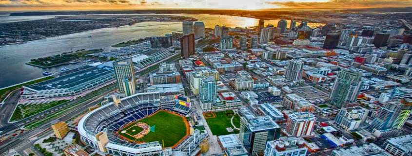 Downtown San Diego, CA 92101 - Sky View