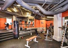 El Cortez Condos - Fitness Center