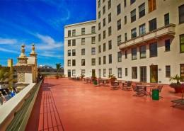 El Cortez Condos - Sun deck terrace