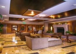 Electra San Diego Condos - Lobby