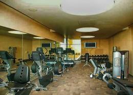 Element Condos San Diego - Fitness Center