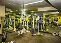 Gaslamp City Square Condos - Exercise Room