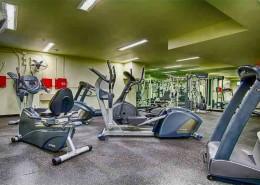 Gaslamp City Square Condos - Fitness Center