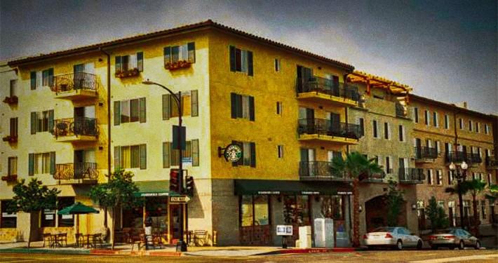 Hawthorn Place Condos San Diego