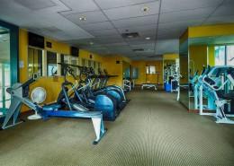 Horizons San Diego Condos - Exercise Room