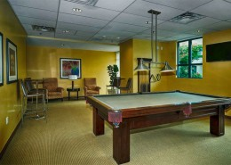 Horizons San Diego Condos - Game Room