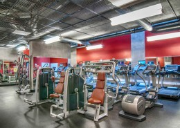 Icon San Diego Condos - Fitness Center