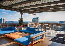 Icon San Diego Condos - Rooftop Area