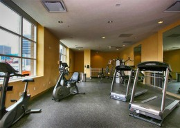 La Vita San Diego Condos - Fitness Center